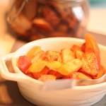 Frutta cotta in lavastoviglie