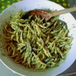 Pesto veg