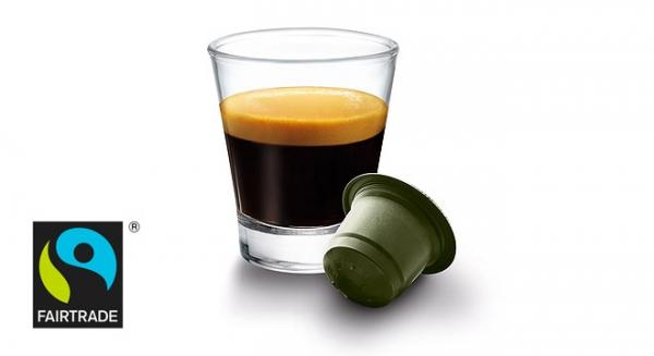 Capsule biodegradabili per Nespresso