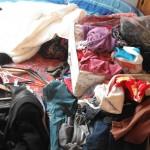 Il decluttering dell'armadio