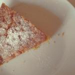 Ricette di stagione: torta di zucca
