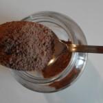 Preparato per cioccolata calda (vegan e fai da te)