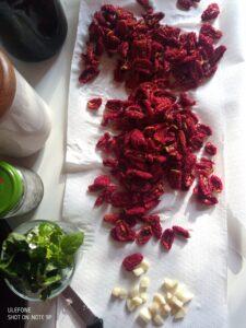 Pomodorini essiccati